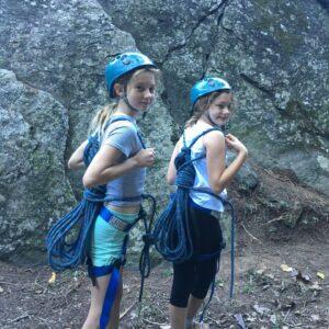 Locals Rock Climbing Tour today