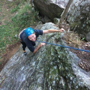 Rock Climbing Cairns