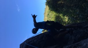 Cairns Winter Climbing