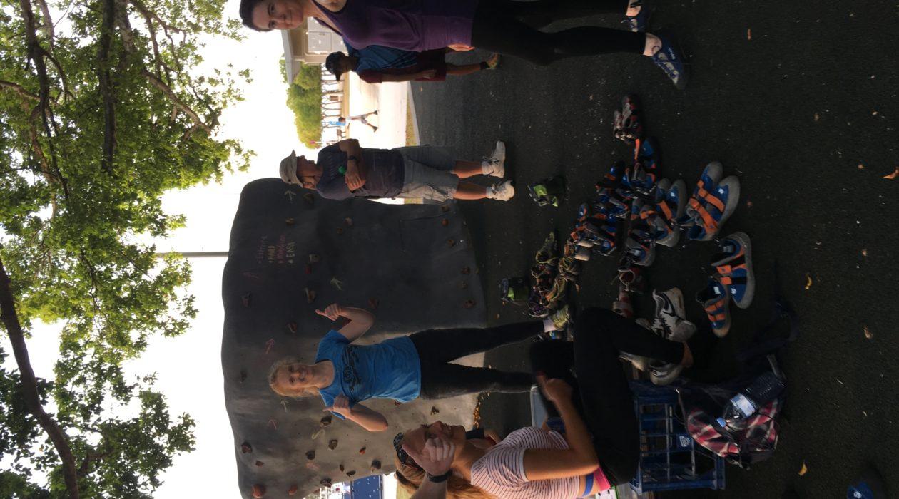 Cairns Bouldering on the Esplanade