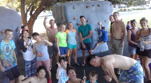 Thursday New Bouldering Day on the Esplanade