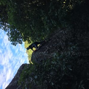 Today's Climbing Tour