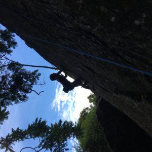 Climbing Cairns